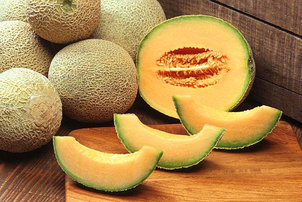 Bild einer Cantaloupe-Melone