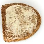 Margarine kann Kurkuma enthalten