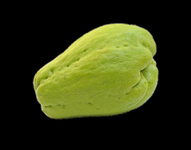 Bild einer Chayote (Choko)